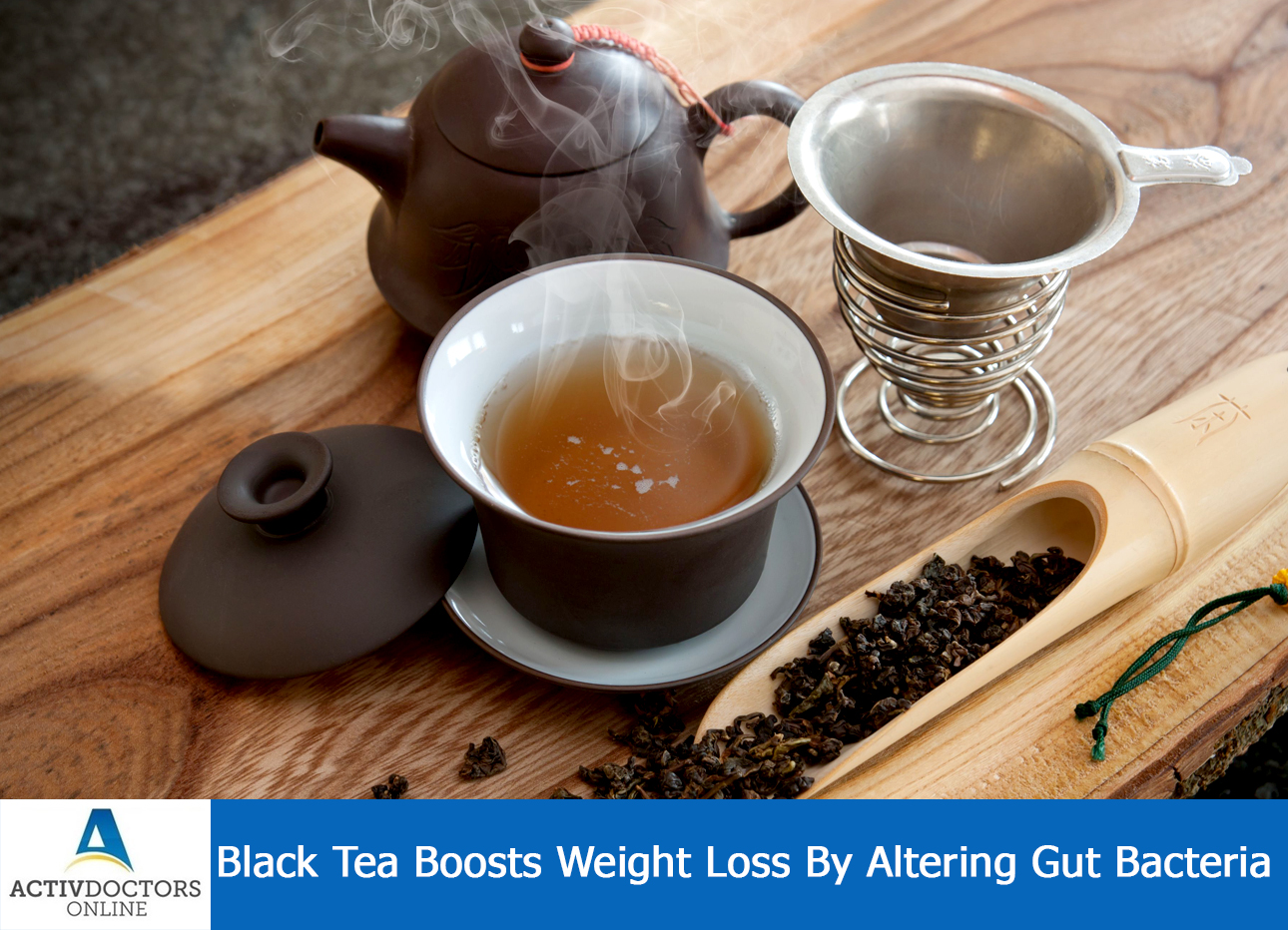Black tea Altered Weight loss- ADO